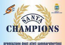 La locandina di Santa Champions