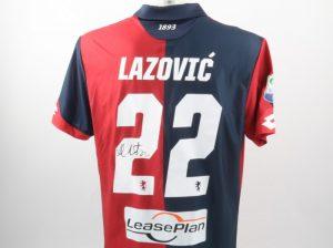 La maglia di Lazovic