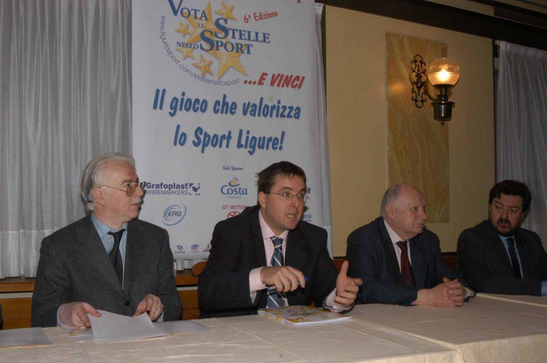 Lancio 2005 di Stelle nello Sport