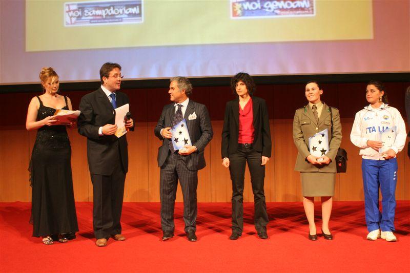 Alfredo Martini al Gala delle Stelle 2010