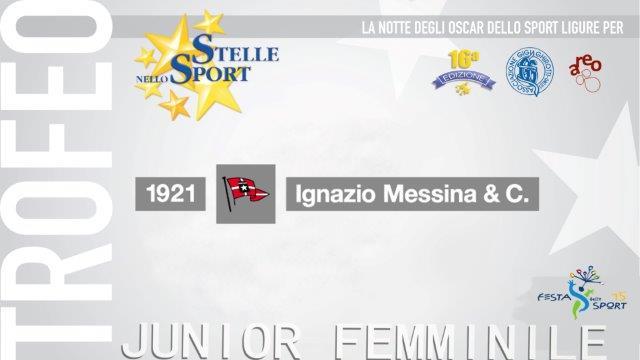 JUNIOR FEMMINILE TROFEO MESSINA