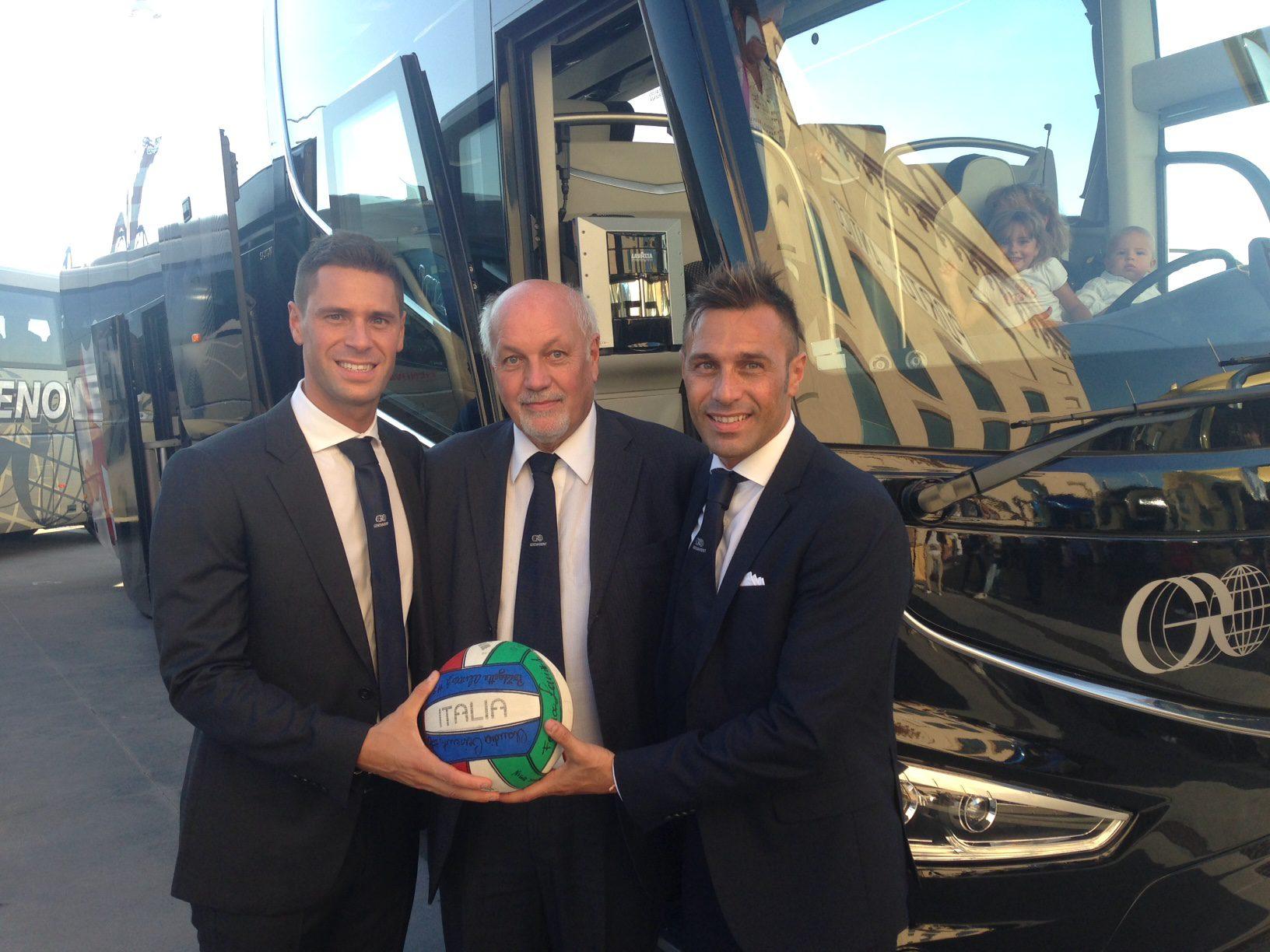 Genova Rent e lo sport, passione della famiglia Balbi