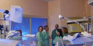 Azimut dona apparecchio al Gaslini