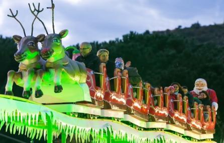 Il Natale di Giuele a Finale Ligure