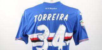 La maglia di Torreira